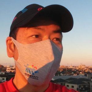 みえ松阪マラソン_マスク